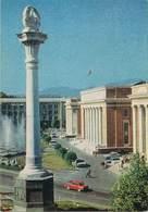 D1407 Dushanbe - Tadjikistan