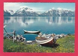 Modern Post Card Of Lyngenfjord,Norway ,B27. - Norway