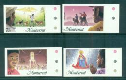 Montserrat 1985 Xmas IMPERF MUH Lot68708 - Montserrat