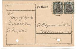 9581 - Tarif  1M50 - Germany