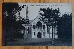 29 : Plomodiern - Chapelle St-Corentin - Animée : Petite Animation - (n°15615) - Plomodiern