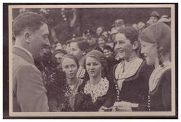 """DT- Reich (005703) Propaganda Sammelbild Deutschland Erwacht"""" Bild 202, Ihr Schönster Tag - Germany"""