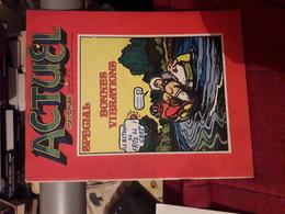 Revue Actuel 22-23 Special Bonnes Vibrations - Libri, Riviste, Fumetti