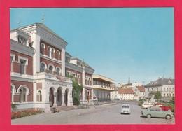 Modern Post Card Of Station,Kristiansand, Vest-Agder, Norway ,B27. - Norway