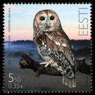 Estonia. Eurasian Tawny Owl (2009) - Estonia