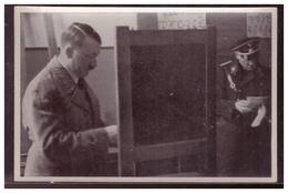 """DT- Reich (005746) Propaganda Sammelbild Deutschland Erwacht"""""""" Bild 113, Der Führer Wählt In Königsberg 1933 - Deutschland"""