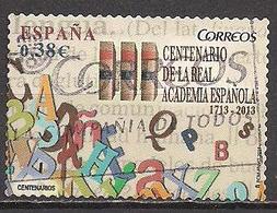 Spanien  (2014)  Mi.Nr.  4846  Gest. / Used  (5ac02) - 1931-Heute: 2. Rep. - ... Juan Carlos I