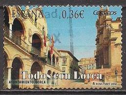 Spanien  (2012)  Mi.Nr.  4665  Gest. / Used  (5ac05) - 1931-Heute: 2. Rep. - ... Juan Carlos I