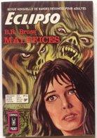 No PAYPAL !! : ECLIPSO 24 B.r Bruss Maléfices , Docteur Strange Poursuite Infer,Bd Petit Format Éo Arédit 1972 TTBE/NEUF - Eclipso