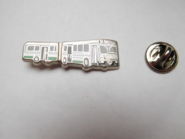 Beau Pin's En Zamac , Transport Bus ,  RATP , METRO , RER , 91 Bastille ,  Signé Ballard - Transportation