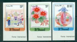St Vincent 1985 Xmas IMPERF MUH Lot68769 - St.Vincent (1979-...)