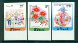 St Vincent 1985 Xmas IMPERF MUH Lot68770 - St.Vincent (1979-...)