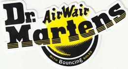Rare Lot De 3 Autocollants Dr.Martens Air Wair - Pegatinas