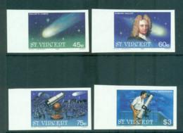 St Vincent 1986 Halley's Comet IMPERF MUH Lot68748 - St.Vincent (1979-...)