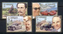 St Vincent 1987 Motoring MUH - St.Vincent (1979-...)