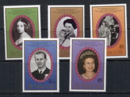 St Vincent 1987 Royalty Portraits & Photographs MUH REPRODUCTIONS Forgeries - St.Vincent (1979-...)