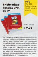 DNK 2019 Deutschland Netto Briefmarken Katalog Neu 10€ Germany D DR Saar Memel Danzig SBZ DDR Berlin AM/BI # 359323 - BRD