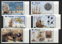 St Vincent 1988 Spanish Armada 400th Anniv. MUH - St.Vincent (1979-...)