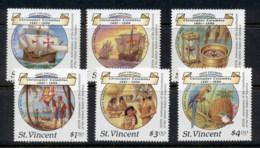St Vincent 1988 US Constitution Bicentennial, Columbus MUH - St.Vincent (1979-...)