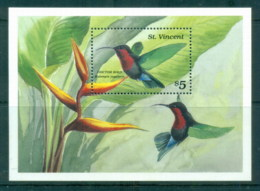 St Vincent 1989 Doctor Bird MS MUH - St.Vincent (1979-...)