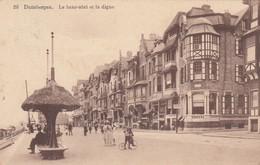 DUINBERGEN / LE BANC ABRI / ZEEDIJK / DE BANK  1912 - Knokke