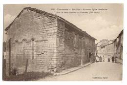 16 CHARENTE - RUFFEC Ancienne Eglise Désaffectée - Ruffec