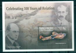 St Vincent 2008 100 Years Of Aviation, Bristol Blenheim MS MUH - St.Vincent (1979-...)