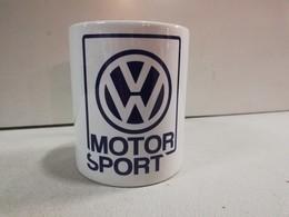 TASSE Ceramique MUG COFFEE NOEL VOLKSWAGEN MOTORSPORT GOLF Gti Rallye OETTINGER - Cars