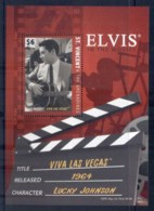 St Vincent 2010 Elvis Presley 75th Birthday, Viva Las Vegas MS MUH - St.Vincent (1979-...)
