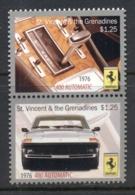 St Vincent 2010 Ferrari Pr MUH - St.Vincent (1979-...)