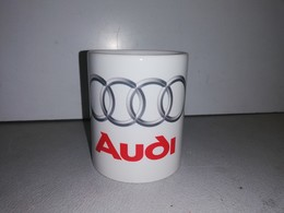 TASSE Ceramique MUG COFFEE NOEL AUDI QUATTRO 80 100 200 A3 A4 A5 A6 A4 A8 TT Q3 Q5 Q7 - Cars