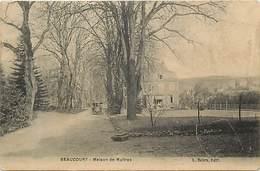 - Dpts Dv -ref-AE176- Territoire De Belfort - Beaucourt -maison De Maîtres - Carte Bon Etat - - Beaucourt