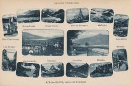 SAVOIE - 2 CPA : Savoie Multivues - Costume ( Tarentaise ) - France
