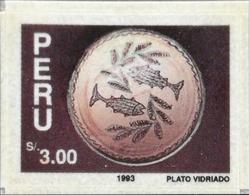 Peru 1994 Cultural  Artifacts Scott 1082 - Peru