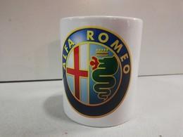 TASSE Ceramique MUG COFFEE NOEL ALFA ROMEO Gtv Giulia Spider Giulietta Alfetta - Cars