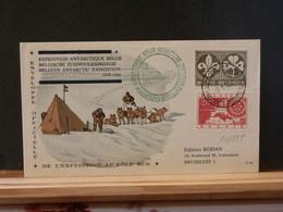 81/855  DOC. BELGE  1959 - Antarctic Expeditions