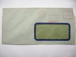 Czechoslovakia Cover 1949 Meter Stamp Freistempel Frankotyp KOOPERATIVA Praha - Czechoslovakia