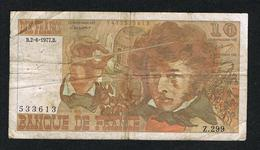 """& FRANKRIJK  10 FRANCS """" BERLIOZ """" B.2-6--1977.B. - 10 F 1972-1978 ''Berlioz''"""