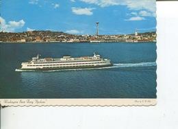 (40) USA - Washington State Ferry Spokane - Traghetti