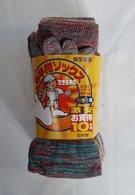 10 Pairs Of Finger Socks ( 24 ~ 27 Cm. / Eur 38 ~ 42 ) - Other
