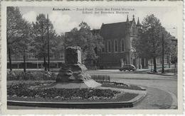 Auderghem.   -   Rond-Point.   Ecole Des Frères Maristes.   1955   Naar   Goé-Dolhain - Auderghem - Oudergem