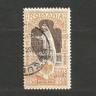 Rumänien, Königin Elisabeth, Nr. 207 Gestempelt - 1881-1918: Carol I