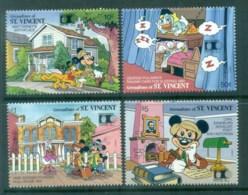 St Vincent Grenadines 1992 Disney, Columbian Stamp Expo MUH Lot78985 - St.Vincent & Grenadines