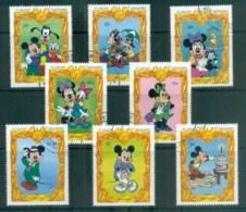 St Vincent Grenadines 1994 Disney, Mickey & Friends FU Lot80092 - St.Vincent & Grenadines
