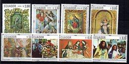 Sellos De  Ecuador - Ecuador