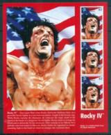 St Vincent Grenadines 1996 Rocky IV, Sylvester Stallone MS MUH - St.Vincent & Grenadines