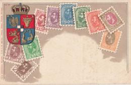 Romania , Briefmarken , Timbres , Relief - Präge - Romania