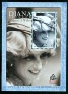 St Vincent Grenadines 2007 Princess Diana In Memoriam, 10th Anniv., A Stylish Princess MS MUH - St.Vincent & Grenadines