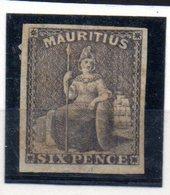 Sello Nº 18 Mauritius - Mauricio (...-1967)