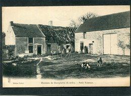 CPA - Hameau De DAMPIERRE - Petit Valence, Animé - Dampierre En Yvelines